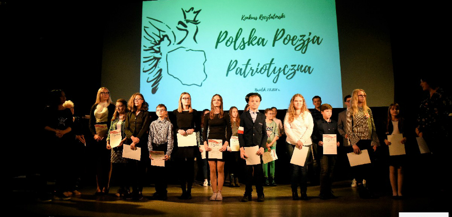 Polska Poezja Patriotyczna - finał konkursu (07.11.2018) Kliknięcie w obrazek spowoduje wyświetlenie jego powiększenia