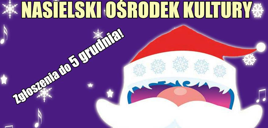 """Festiwal Kolęd i Pastorałek """"Nad Betlejem w ciemną noc"""" Kliknięcie w obrazek spowoduje wyświetlenie jego powiększenia"""