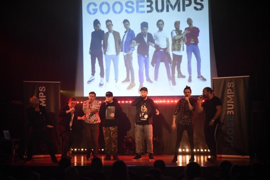 Energetyczny występ GooseBumps Kliknięcie w obrazek spowoduje wyświetlenie jego powiększenia