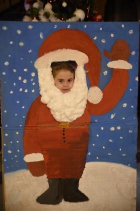 Mikołaj jak malowany Kliknięcie w obrazek spowoduje wyświetlenie jego powiększenia