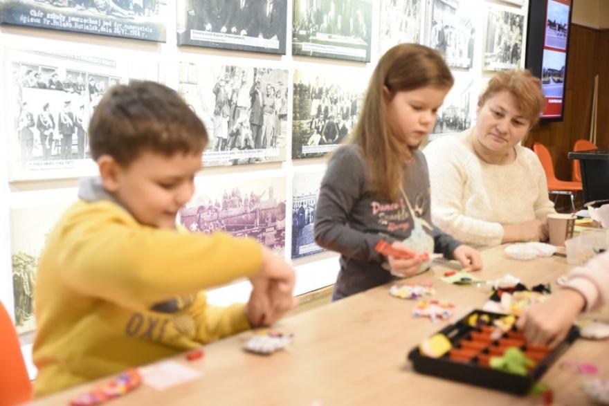 Kreatywne dzieciaki Kliknięcie w obrazek spowoduje wyświetlenie jego powiększenia